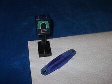 Lego Duplo Eisenbahn Tunnel Codestein Lila aus 3325 3335 Intelli + Stein 42389