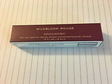 Banana Republic woman's WILDBLOOM Rouge travel spray perfume 0.5 oz /15ml