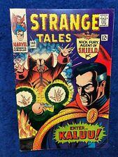 "Strange Tales #148 ""Enter KALUU"" Origin of Ancient One Nick Fury Lee/Steranko"