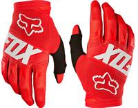 2020 Fox Racing Dirtpaw Race Gloves Motocross Dirtbike MX ATV BLUE MEDIUM