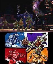 Teenage Mutant Ninja Turtles (Nintendo 3DS, 2013) GAME AND BOX WORKS WELL NES HQ