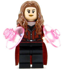 NEW LEGO SCARLET WITCH MINIFIG marvel figure minifigure 76051 avengers female