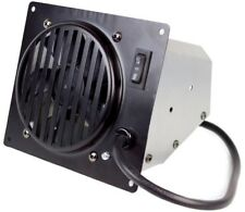 Dyna-Glo Vent-Free Wall Heater Fan Improve Heat Distribution Helps Move Warm Air