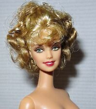 NUDE BARBIE ~ BLONDE OLIVIA NEWTON JOHN GREASE BAD SANDY CEO DOLL FOR OOAK