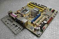 Original Genuine ASUS P5K-VM REV.1.02G C76B8N0 DDR2 Motherboard w Backplate