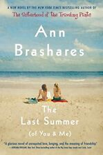 The Last Summer (of You and Me) Brashares, Ann Free Shipping
