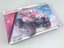 Meccano 15301 4X4 Cayon Crawler 190 pezzi modellismo