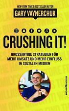 Crushing It von Gary Vaynerchuk (2018, Taschenbuch)