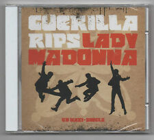 Lady Madonna By Guerilla Rips Limited Edition Promo Remixes 2010 CD