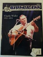 Bluegrass Unlimited Magazine October 2004 Charlie Waller FREE SHIPPING!