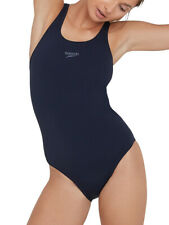 Speedo Essential Endurance+ Medalist Swimsuit 8-12515D740 Non Wired - Navy
