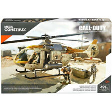 Mega Construx Call of Duty Urban Assault Copter. Shipping is Free