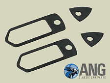 MGB, MGB-GT, MGC, MGC-GT, MG MIDGET MkII,III,1500 EXTERNAL DOOR HANDLE GASKETS