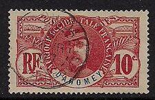 Dahomey Stamp - General Faidherbe Stamp - U