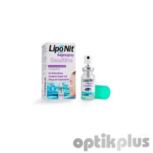 Lipo Nit Augenspray Sensitive - 10ml  - [1287]
