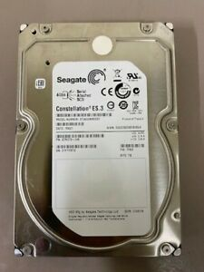 "SEAGATE 3TB 3.5"" 6G SAS SERVER HDD MODEL: ST3000NM0023"