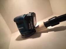 Makita DBO180Z 18v Cordless Orbit Sander (Extractor Tube Only) Henry Hoover!