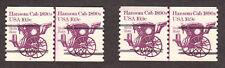 Us 1904a 10.9¢ Hansom Cab Prec. #3 and #4 Ps2s mint Nh