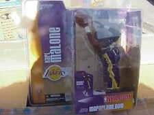 MCFARLANE NBA 6**KARL MALONE**PURPLE LAKERS JERSEY**QQ