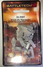 BattleTech Miniatures: MAD-4X Marauder Mech (XTRO Succession Wars - 75 tons)