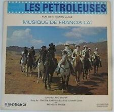 Bardot Cardinale 33 tours Francis Lai 1971