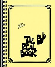 The Real Book Volume I Sheet Music Bb Edition Real Book Fake Book NEW 000240224