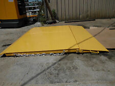 FORKLIFT CONTAINER RAMP RATED AT 6500 kg BRAND NEW ORDER NOW
