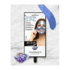 Mascarilla Facial Peel Off Blue Tanzanite Anti-blemish Iroha