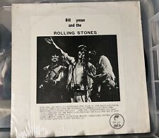 Bill Wyman And The Rolling Stones Lp Super Rare Misspell Read On The Record