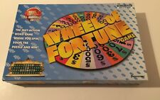 Wheel of Fortune 20th Anniversary Ed. Game (2002) By Pressman - 100% Complete!