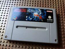 Super Nintendo Spiel Modul Terranigma Rollenspiel SNES PAL N89