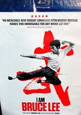 I Am Bruce Lee NEW! BLU -RAY RARE FILMS,SHANNON LEE, KOBE BRYANT,MARTIAL ARTS