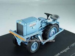 1957 BAUCHE WAGONS TRACTOR 1/43RD SIZE MODEL AGRICULTURAL FARM TYPE Y0675J^*^