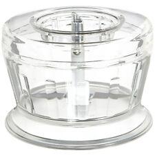 Esge 5050 Zerkleinerer Transparent-Silber für Mixer-/Küchenmaschinen