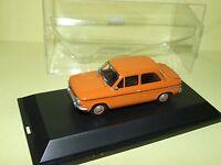 NSU 1200 TT Orange SCHUCO 1:43