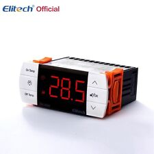 Temperature Controller Elitech 220±10%(VAC) Controller EK-3030 -40℃~99℃