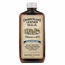 Chamberlains Leather Milk 8oz Water Protectant No. 3: Best Protector for Quality
