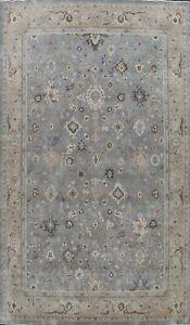All-Over Ziegler Turkish Geometric Oriental Area Rug Wool Classic Carpet 10x13