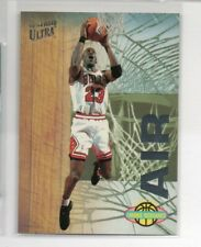 Michael Jordan 1993-94 Fleer Ultra Famous Nicknames Insert