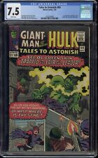 1965 Marvel Comics Tales to Astonish Issue #69 Human Top & Leader appea! CGC 7.5