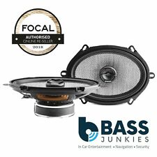 "Focal 570AC ACCESS 5x7"" 2 Way 120 Watts Coaxial Car Stereo Custom Door Speakers"