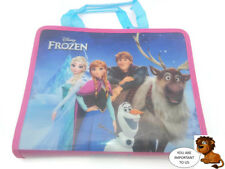FROZEN Zipper Case, See-Through Zipper Case, Eraser, Notepad, Sharpener, Ruler
