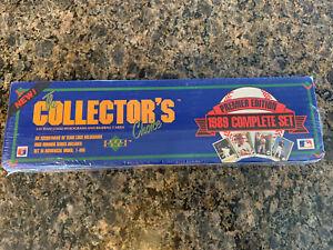 1989 Upper Deck Premier Edition Complete Set Factory Sealed Ken Griffey Jr RC