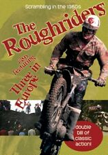 Roughriders - Scrambling in the 1960s (New DVD) Lampkin De Coster BSA Jeff Smith