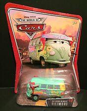 CARS - PIT CREW FILLMORE - Mattel Disney Pixar