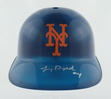 Lenny Dykstra Signed Mets Full-Size Batting Helmet (Beckett Hologram)