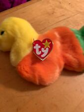 Ty Beanie Baby Buddy Buddies Collections - Inch the Caterpilar T5