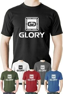 Glory Kickboxing T-Shirt World Series Tee Top UFC Sports Martial Arts Fight WS