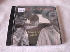 Jesse & Ferdinandos Harris - Crooked Lines   CD - OVP