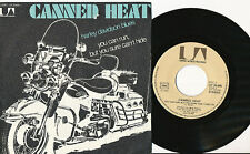 CANNED HEAT 45 TOURS FRANCE HARLEY DAVIDSON BLUES